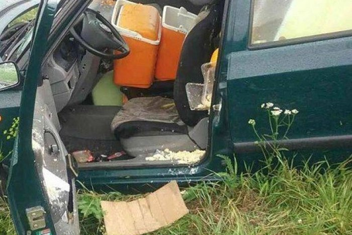 Ilustračný obrázok k článku Na Športovej v Lučenci došlo k nehode: Na mieste je zranená osoba