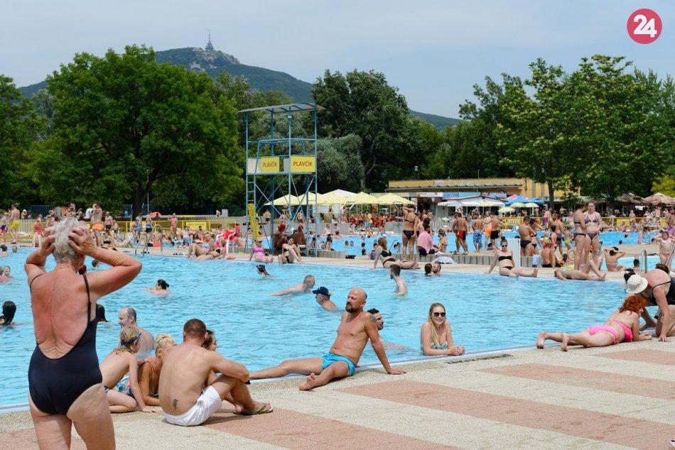 Ilustračný obrázok k článku Letná sezóna sa blíži: TERMÍN otvorenia kúpaliska v Nitre je známy