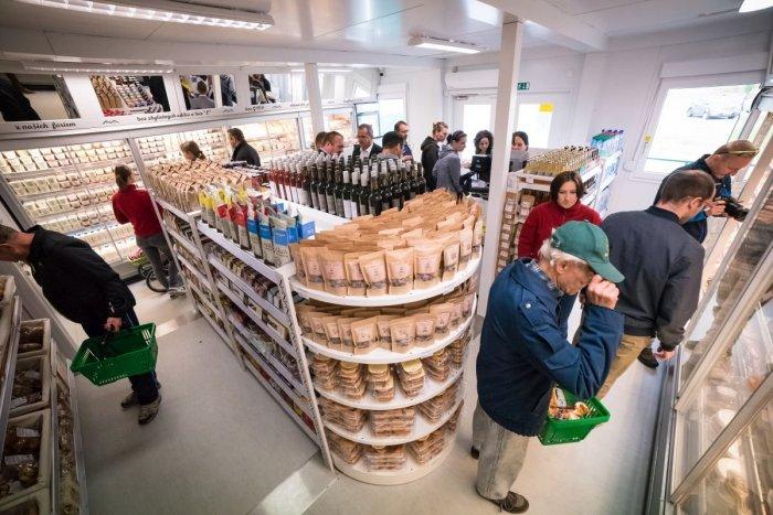 Ilustračný obrázok k článku Samoobslužná predajňa FARMFOODS aj v Pezinku
