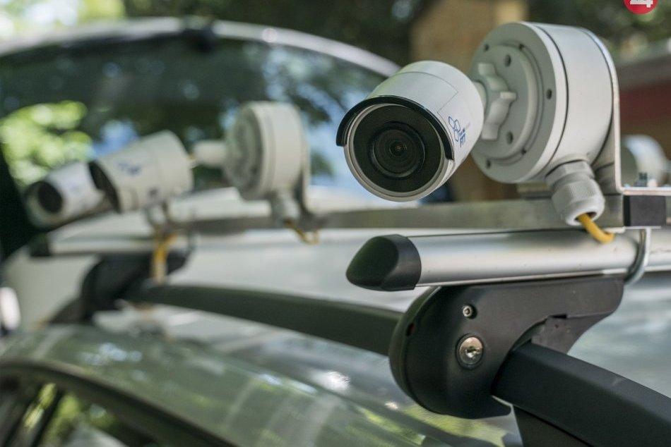 Ilustračný obrázok k článku Mesto otestuje kontrolu parkovacích pravidiel monitorovacím vozidlom
