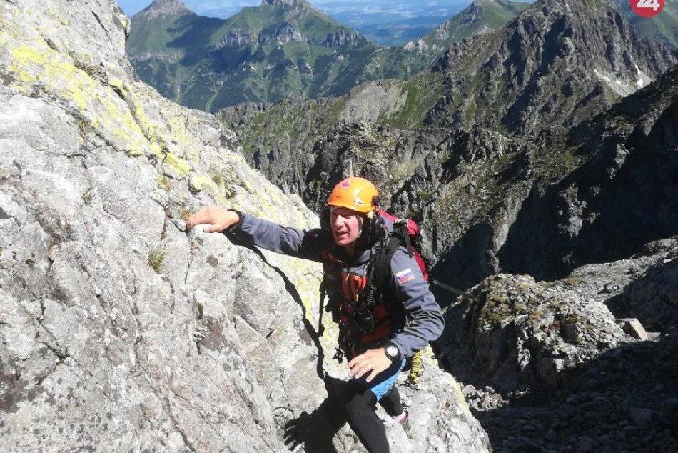Ilustračný obrázok k článku Anjelský hang a Človečina: V Tatrách pribudli nové horolezecké cesty pre náročných i deti