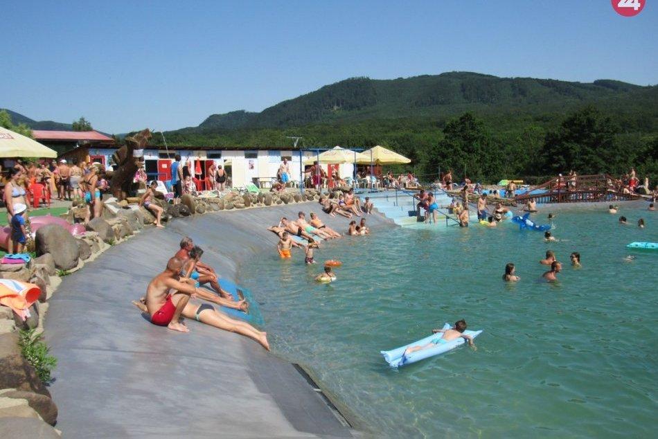 Ilustračný obrázok k článku Možnosti ísť do vody sú aj mimo Prešova: CENNÍK 3 obľúbených kúpalísk na východe