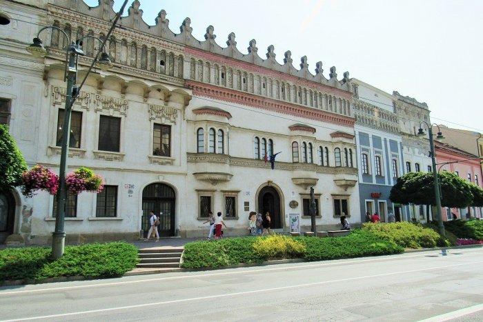 Ilustračný obrázok k článku Novinka v Rákociho paláci: V Prešove môžeme vidieť jedinečné autentické predmety