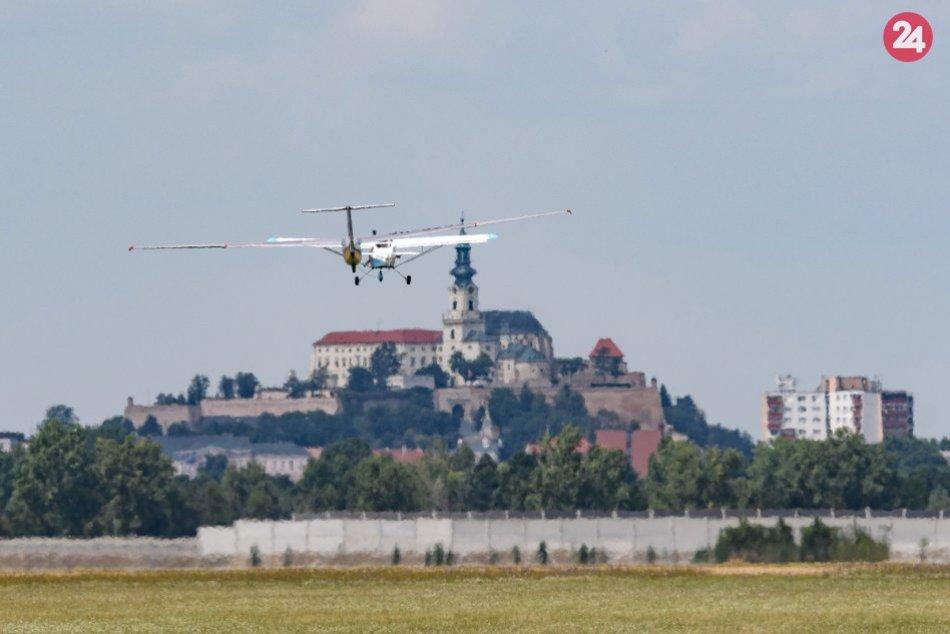 Ilustračný obrázok k článku V Nitre sa predvedú historické lietadlá: Tešiť sa môžete aj na letové ukážky