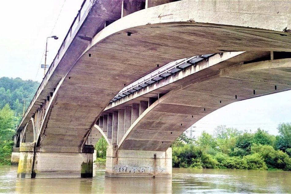 Ilustračný obrázok k článku Rekonštrukcia Orlovského mosta a cesty: Projekt sa predražil a bude meškať