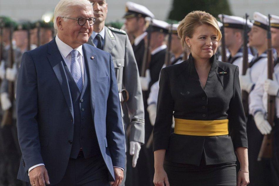 Ilustračný obrázok k článku Čaputová volala s nemeckým prezidentom: Poďakovala za liečbu pacientov s covidom