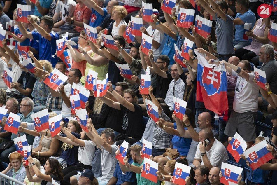 Ilustračný obrázok k článku Volejbalistky pobláznili Slovensko: Duel s Nemeckom vytvoril nový rekord v sledovanosti