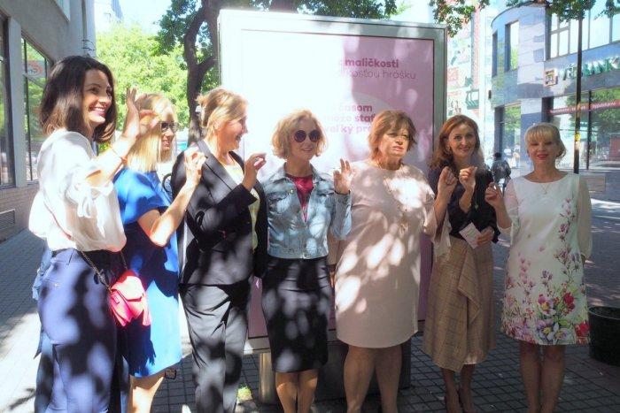 Ilustračný obrázok k článku Netradičný citylight pripomína ženám dôležitosť mamografického vyšetrenia