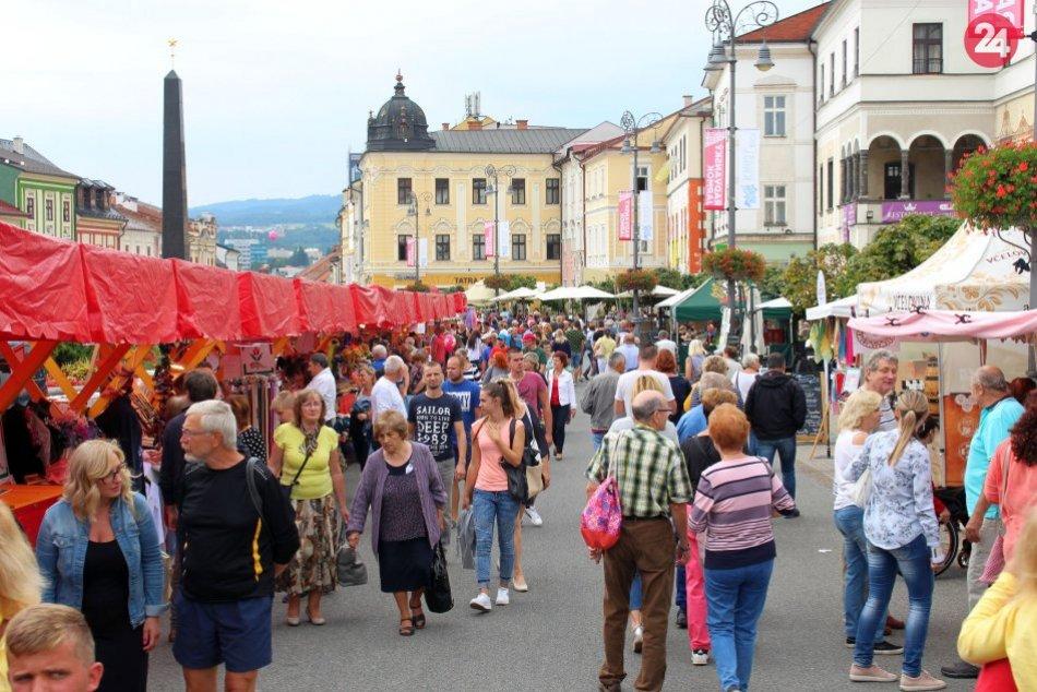 Ilustračný obrázok k článku Veľký PREHĽAD septembrových akcií v Bystrici: Lákať bude nielen Radvanský jarmok