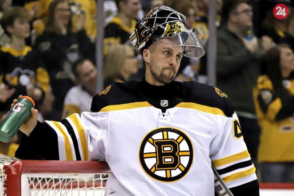 """Ilustračný obrázok k článku Nenechali si ho """"VYFÚKNUŤ"""": Boston pripravil Halákovi novú zmluvu, aj s miliónovým bonusom!"""