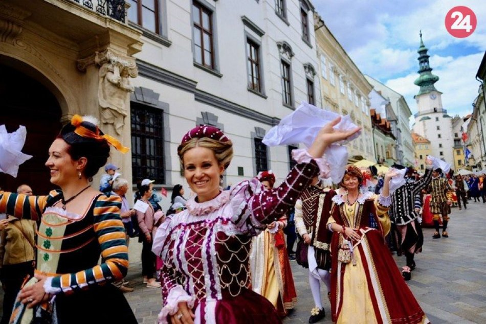 Ilustračný obrázok k článku Bratislava plná ZÁŽITKOV: Mestské dni ponúkajú otvorené záhrady aj bežne neprístupné miesta