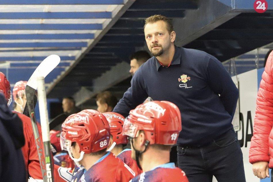 Ilustračný obrázok k článku Podkonický končí na poste hlavného trénera HKM Zvolen. Aké má plány?