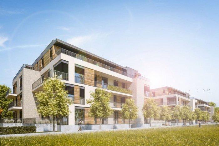 Ilustračný obrázok k článku Výstavba je v plnom prúde: V Nitre vzniká nová štvrť, pozrite si vizualizácie bytov