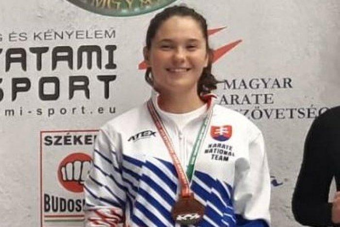 Ilustračný obrázok k článku Veľký talent zo Žiliny: Sarah bude reprezentovať Slovensko na svetovom šampionáte!