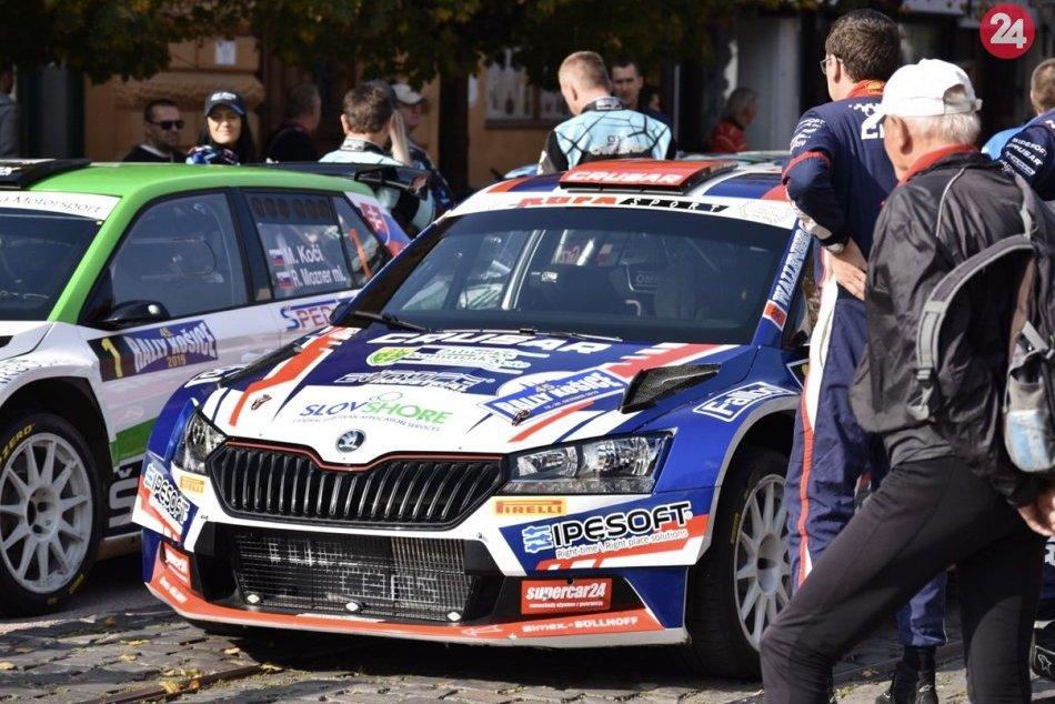 Ilustračný obrázok k článku Rally Košice prináša pretekárov až z Estónska, ale i dopravné obmedzenia!