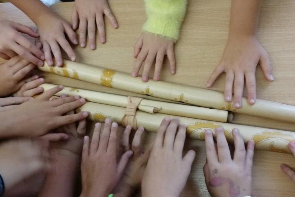 Ilustračný obrázok k článku Dušan Olexa, autor projektu S fujarou do školy: Nie je to palica so šiestimi dierkami