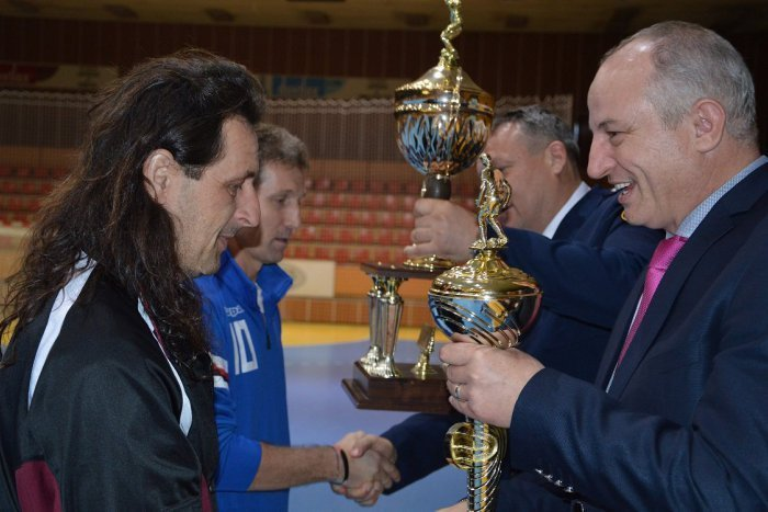 Ilustračný obrázok k článku Šaľa dejiskom futbalovej parády: Medzinárodný turnaj s družobnými mestami