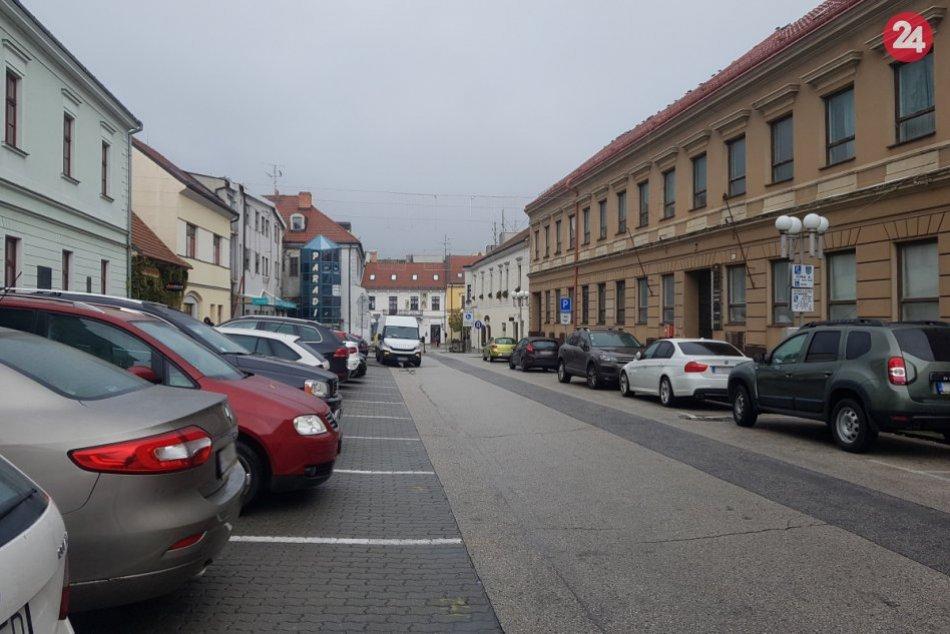 Ilustračný obrázok k článku Trnava má novú parkovaciu politiku: Čo sa zmení a o koľko si priplatíme?