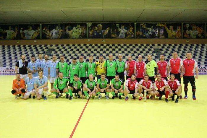 Ilustračný obrázok k článku Fraštacký pohár vo futbale má víťazov: Súperov prevalcoval Handball team