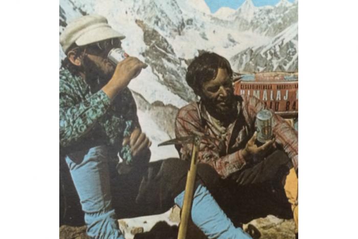 Hhimalájska výprava na Nanga Parbat v roku 1974