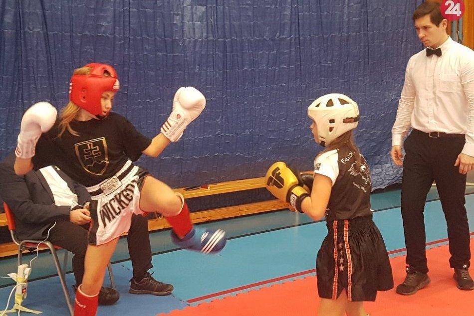 Ilustračný obrázok k článku Reprezentanti Revúcej opäť na stupienkoch: Mladí kickboxeri získali 7 medailí, FOTO