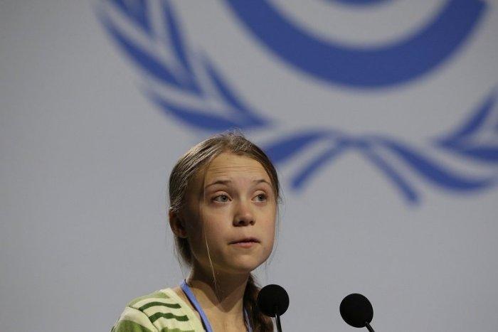 Ilustračný obrázok k článku Greta Thunbergová je osobnosťou roka časopisu Time