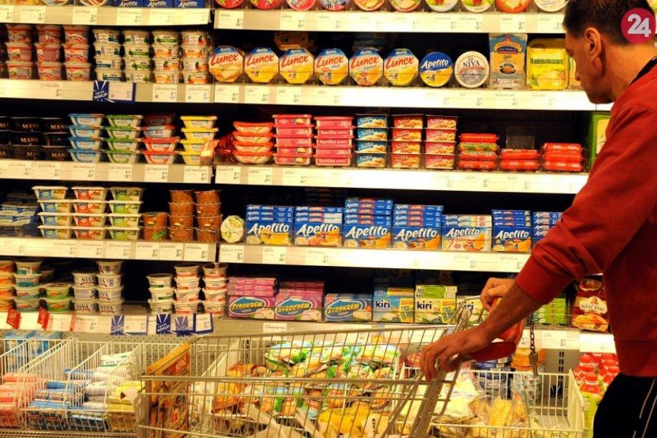 Ilustračný obrázok k článku Drahota aká tu nebola 20 rokov, percentá nárastu cien potravín sú šialené!