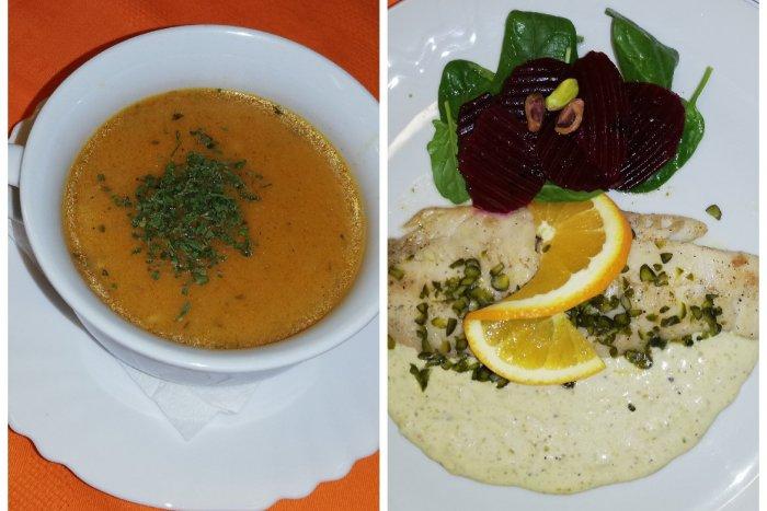 Ilustračný obrázok k článku Ľahšia verzia štedrej večere: Pripravte si polievku z jušky či rybu s pistáciovou omáčkou