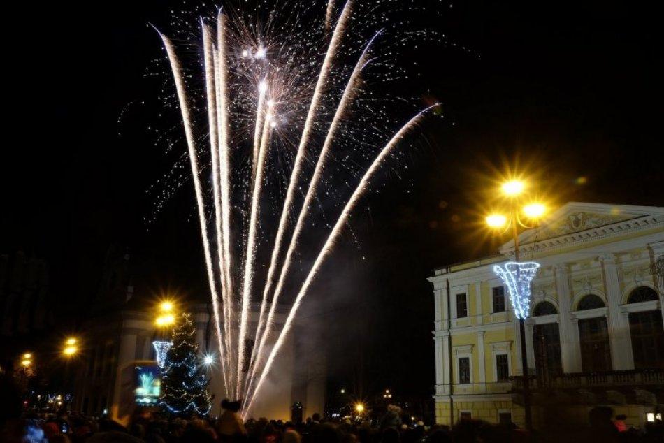 Ilustračný obrázok k článku Prvé INFO o Silvestri v Spišskej: Dočkáme sa ohňostroja či programu?