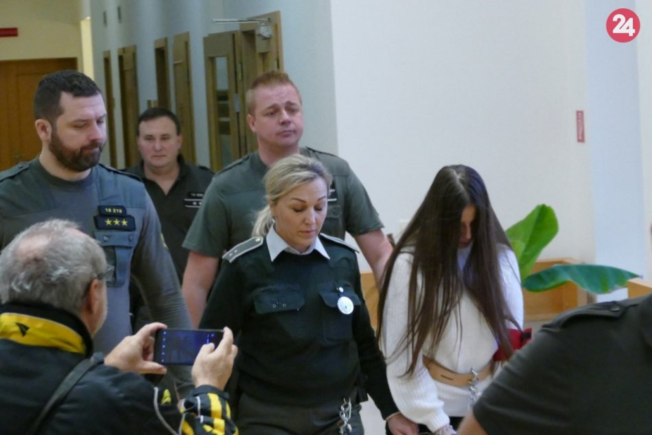 Ilustračný obrázok k článku Vražda tínedžera, ktorá otriasla Slovenskom: Judita spoznala svoj trest!