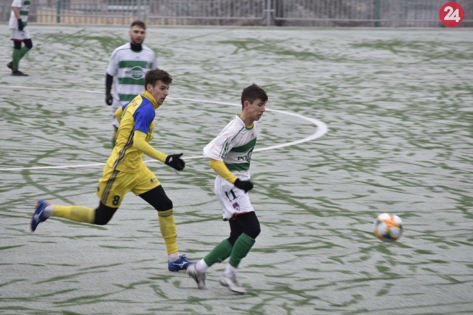 Ilustračný obrázok k článku FC Košice v prípravnom zápase opäť úspešné, FOTO