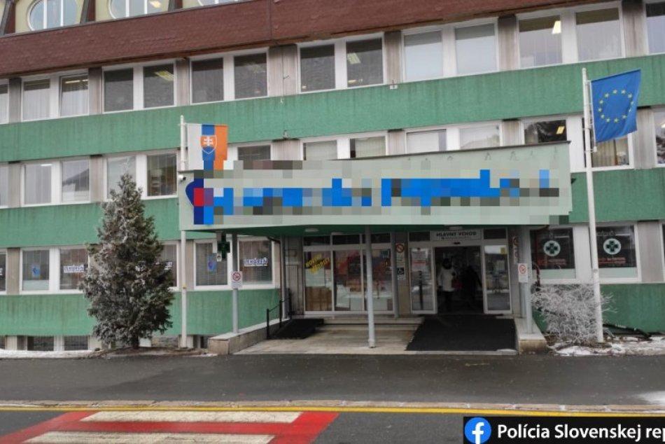 Ilustračný obrázok k článku Akcia NAKA v popradskej nemocnici: Padli prvé obvinenia!