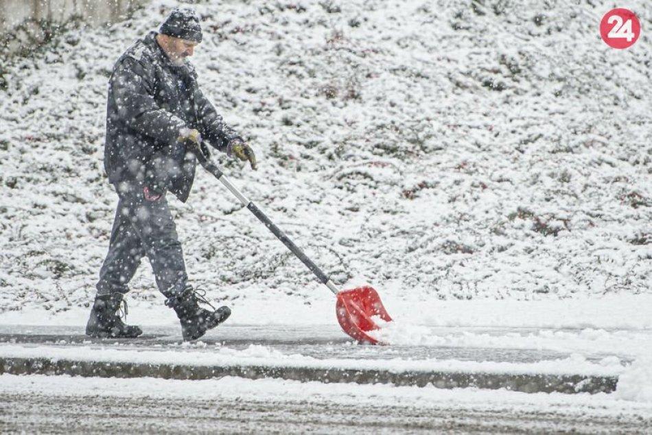 Ilustračný obrázok k článku Sledujte plán zimnej údržby v Moravciach: V ktorom slede príde na rad vaša ulica?