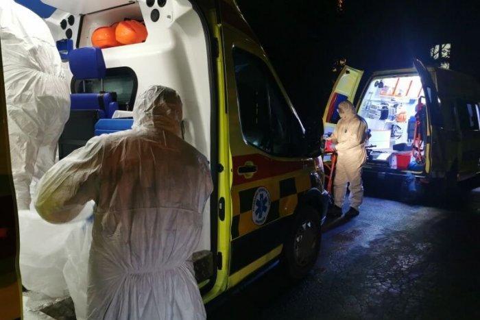 Ilustračný obrázok k článku Koronavírus na Slovensku? Do žilinskej nemocnice prišli dvaja muži s vážnym podozrením