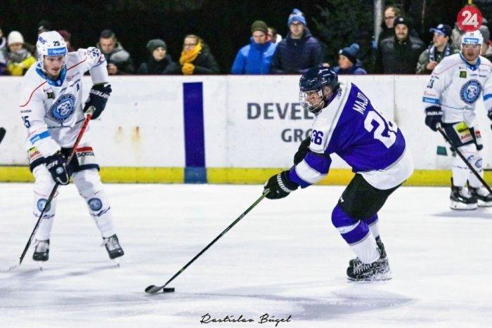 Ilustračný obrázok k článku Priaznivci hokeja opäť zajasajú: V Šali ich čaká netradičné Winter Classic