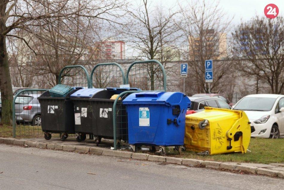 Ilustračný obrázok k článku V Nitre sa vlani vyprodukovalo vyše 47-tisíc ton odpadu: Koľko sa podarilo vytriediť?