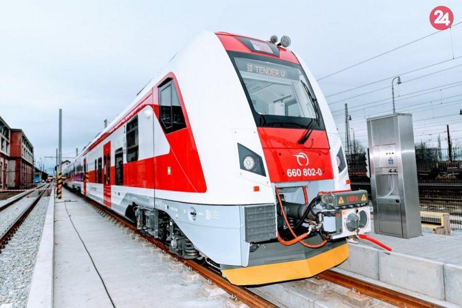 Ilustračný obrázok k článku Miliónový projekt: V Humennom chcú postaviť moderné servisné stredisko pre vlaky