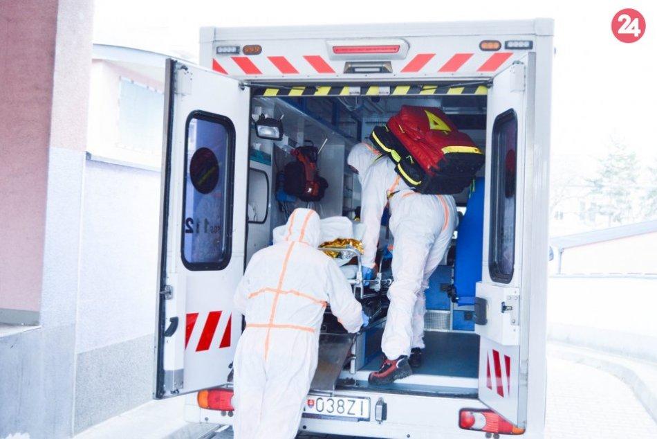 Ilustračný obrázok k článku Situácia v trnavskej nemocnici: Na umelej pľúcnej ventilácii je 24 pacientov