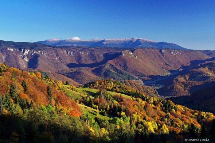 Ilustračný obrázok k článku Krásu Muránskej planiny ocenili aj v zahraničí: Je vraj NAJ na Slovensku