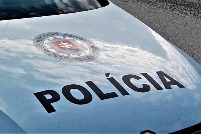 Ilustračný obrázok k článku Nápad kradnúť sa zrodil na detskej hojdačke: Muža chytili policajti expresne