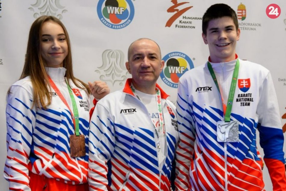 Ilustračný obrázok k článku Veľký obdiv: Titul vicemajster Európy aj bronzová medaila putujú do Spišskej, FOTO