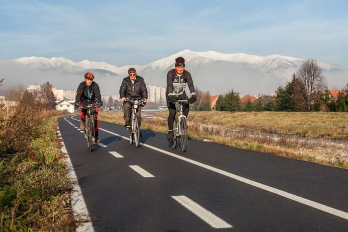Ilustračný obrázok k článku Nový cyklochodník prepojí mestské časti Ferčekovce a Novoveská huta