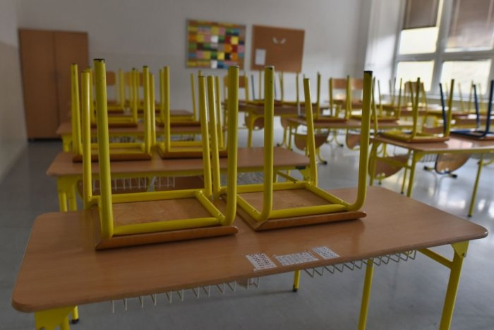 Ilustračný obrázok k článku Problém na jednej z breznianskych škôl: Musí prerušiť vyučovanie