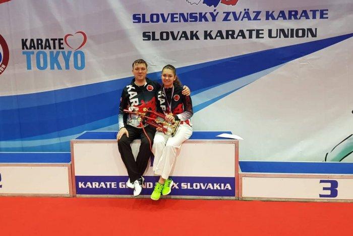 Ilustračný obrázok k článku Séria úspechov pre žiarsky klub: Nina a Olívia súperkám nedali šancu