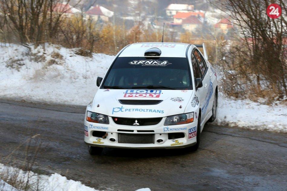 Ilustračný obrázok k článku FOTO: Sting Rally Krásnohorské Podhradie