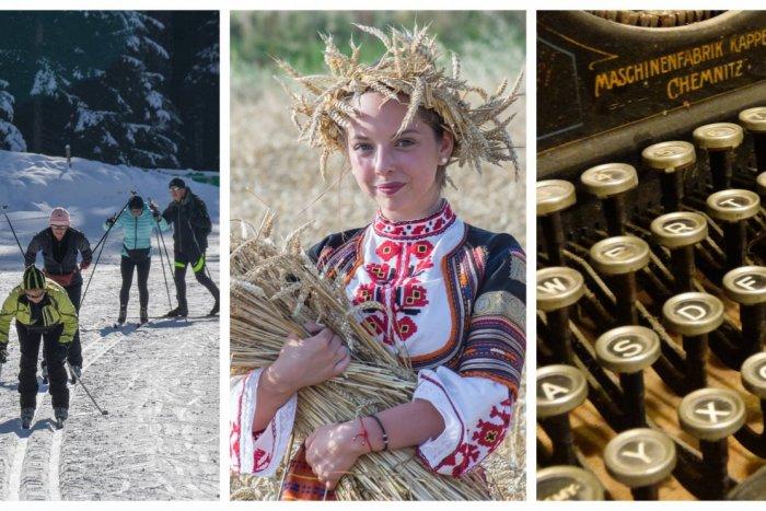 Ilustračný obrázok k článku Beseda so spisovateľkou, bežkárske disciplíny a folklórne vystúpenia: TOP udalosti na týždeň v Poprade a okolí