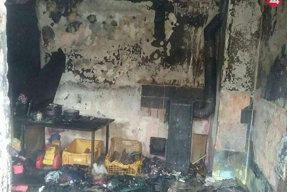 Ilustračný obrázok k článku Požiar domu vDobšinej, ktorý si vyžiadal tri detské životy: Nové informácie od polície
