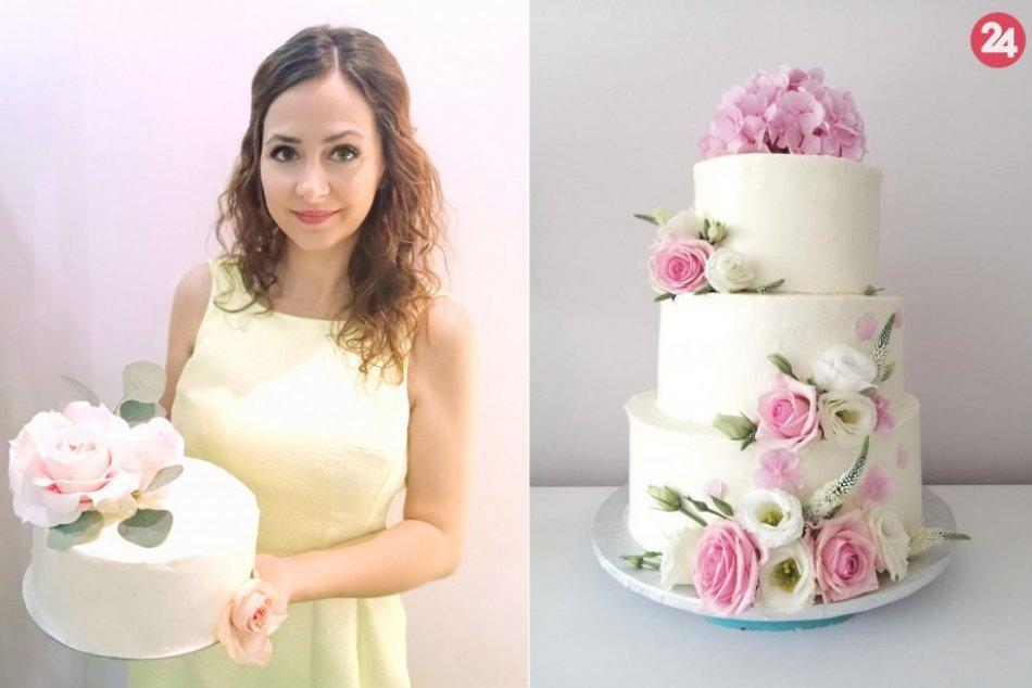 Ilustračný obrázok k článku Revúčanka Zuzka vyrába nádherné torty: Snažím sa, aby bola každá originál, FOTO