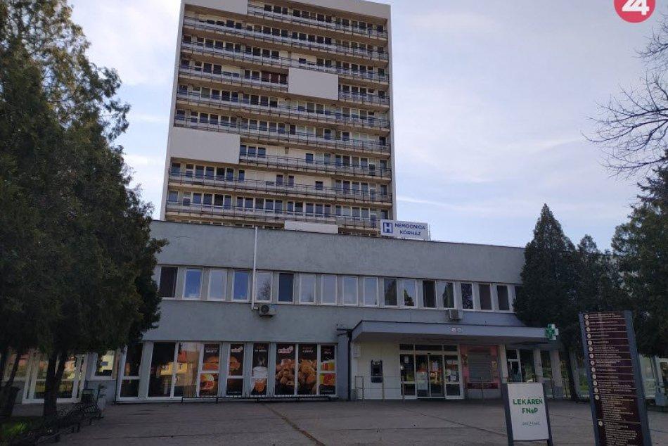 Ilustračný obrázok k článku Novozámocká nemocnica hľadá riaditeľa: Ministerstvo vyhlásilo výberové konanie