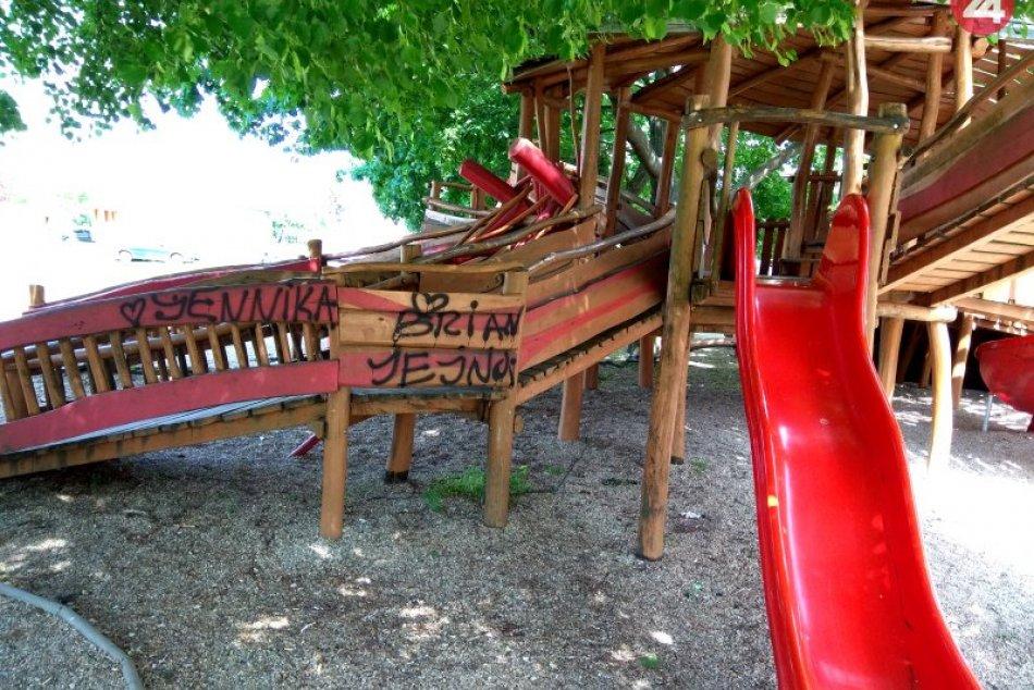 Ilustračný obrázok k článku Mesto si zoberie do parády detské ihriská: Pribudnú preliezačky aj pieskovisko